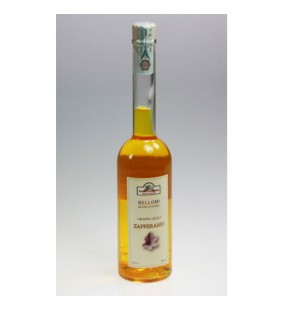 Grappa allo Zafferano di Mornico