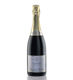 Pinot Nero spumante Classese DOCG metodo classico BIO