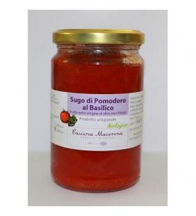 Sugo di pomodoro al basilico