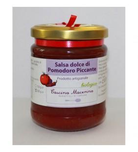 Salsa dolce di pomodoro piccante