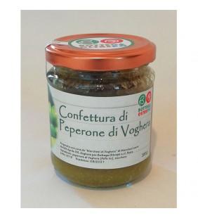 Salsa dolce di peperone di Voghera